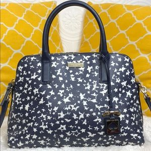 🌸OFFERS?🌸Kate Spade All Leather Star Satchel